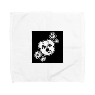 i_found_it__ Towel handkerchiefs