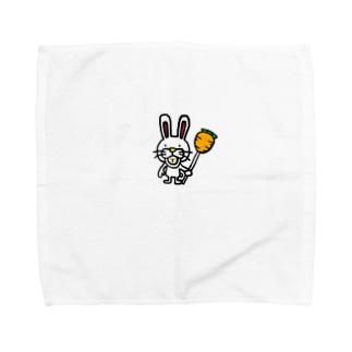 ぴょんぽっぴん Towel handkerchiefs
