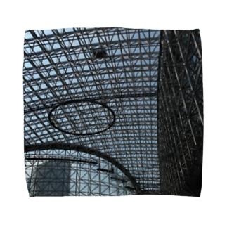 金沢駅 タオルハンカチ