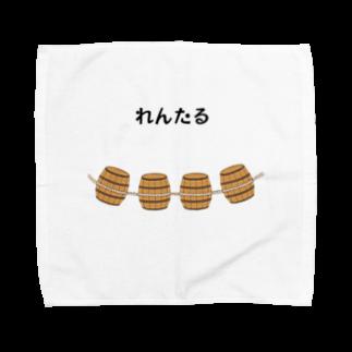 piorのれんたる Towel handkerchiefs
