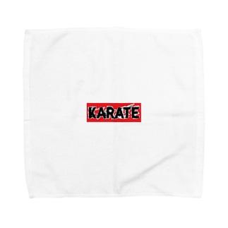 KARATE Towel handkerchiefs