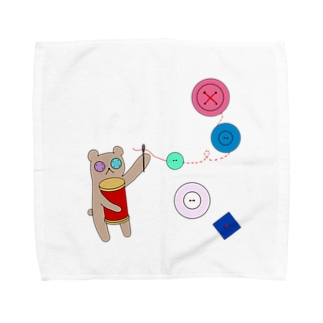 マキタさんと遊ぼ? Towel handkerchiefs