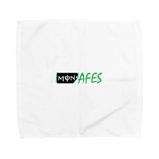 mon X afes Towel handkerchiefs