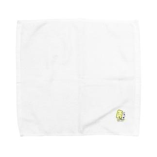 かわいく拒否する Towel handkerchiefs