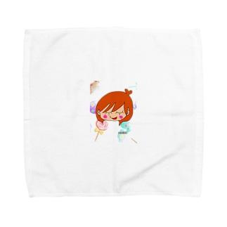 UMEKO Towel handkerchiefs