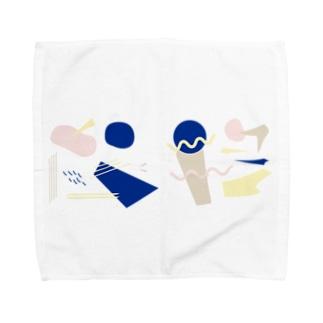 Untitled Towel handkerchiefs