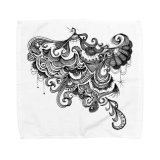ThalassaのCircus Towel handkerchiefs