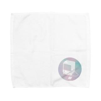 ゆnovationのパソコン Towel handkerchiefs