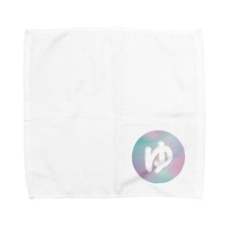 ゆnovationの ゆ Towel handkerchiefs