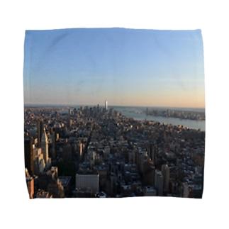 マンハッタン(NY) Towel handkerchiefs
