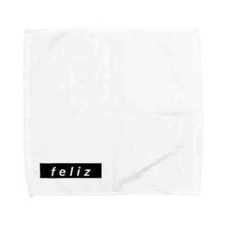 feliz Towel handkerchiefs