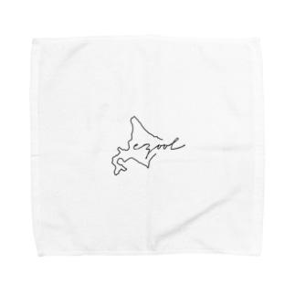 ezool_hkd Towel handkerchiefs