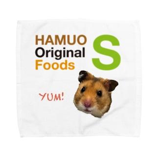 HAMUO ORIGINAL Sシリーズ タオルハンカチ