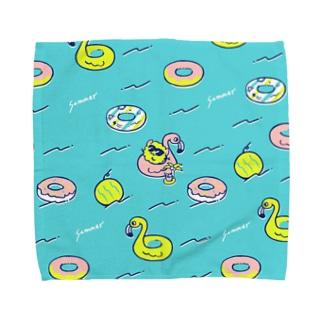 Summer DARY Lサイズ Towel handkerchiefs
