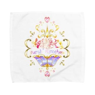 鳴凛響歌 ~ シャラーミュ・チェペ ~ Towel handkerchiefs