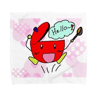 ナベキッチ Towel handkerchiefs