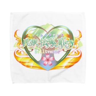 民族伝承歌(スゥィルトヴァンネ) Towel handkerchiefs