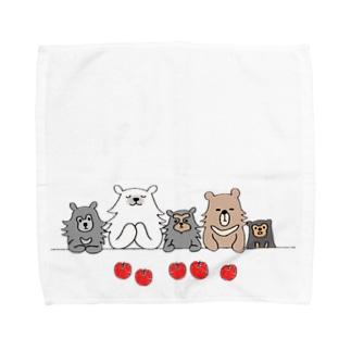 おやつタイム Towel handkerchiefs