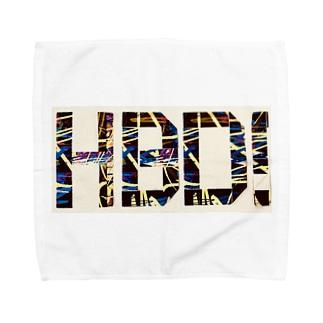 HBD! Towel handkerchiefs