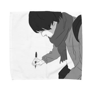 マッシュ Towel handkerchiefs
