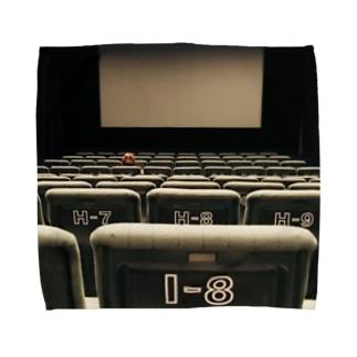 cinéma Towel handkerchiefs