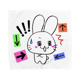 『はにゃ!!!』 Towel handkerchiefs