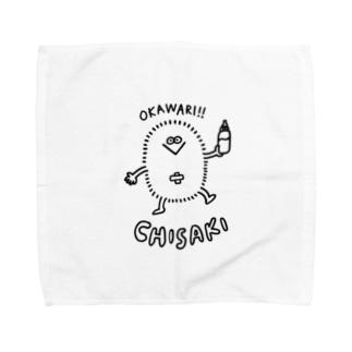 おかわりテラ坊 Towel handkerchiefs