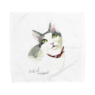 Ash baby Towel handkerchiefs