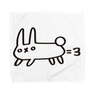 ダットちゃん Towel handkerchiefs