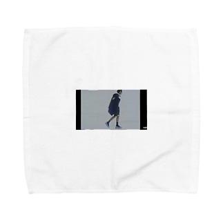 RAFSIMONS   ASAP rocky Towel handkerchiefs