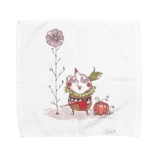 Grow Grow Bigger Towel handkerchiefs
