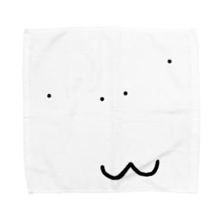 うじ坊 Towel handkerchiefs