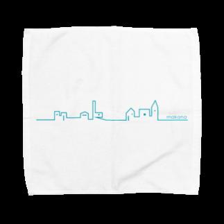 雑貨屋makanaの雑貨屋makanaのロゴ Towel handkerchiefs