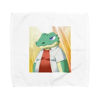 Q太郎ズ Towel handkerchiefs