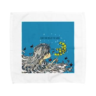 animaloop Towel handkerchiefs