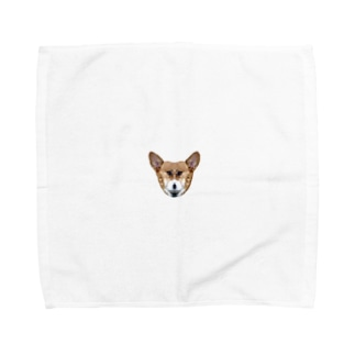 FUNKY  DOG Towel handkerchiefs
