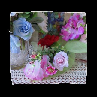 Dreamscapeの香しき香りNo.15 Towel handkerchiefs