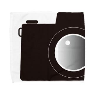 カメラ B Towel handkerchiefs
