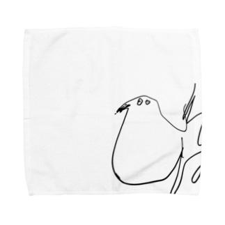 ペンギン Towel handkerchiefs