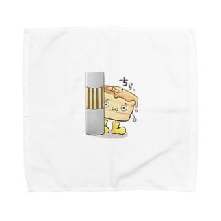 ぱんけーきくん Towel handkerchiefs