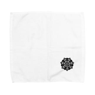 ロゴマーク Towel handkerchiefs