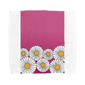 ひな菊 Towel Handkerchief