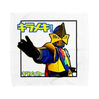 キラメキ!キラメイカー Towel handkerchiefs
