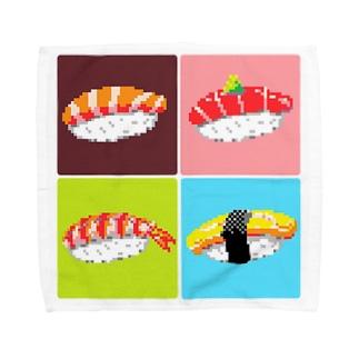 寿司 Towel handkerchiefs