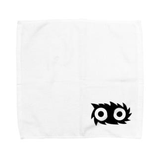 monster4 Towel handkerchiefs