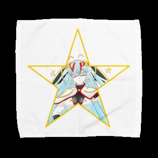 ティッシュババアの店のティッシュババアタオルハンカチ(星型)(L) Towel handkerchiefs