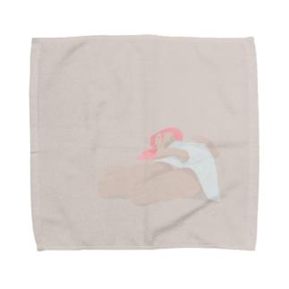 ねるⅠ Towel handkerchiefs