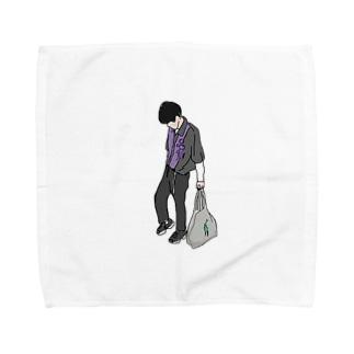 JJ Towel handkerchiefs