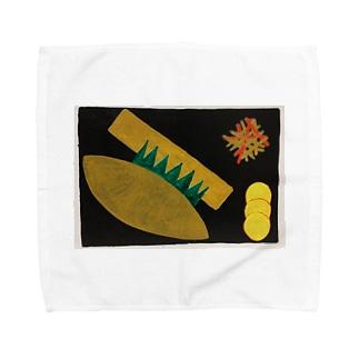 のり弁当 Towel handkerchiefs