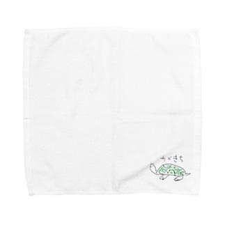 うちのカメきち Towel handkerchiefs